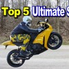 Top 5 ULTIMATE Motorcycle Riding SENSATIONS  MotoVlog
