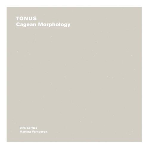 TONUS - CAGEAN MORPHOLOGY album teaser