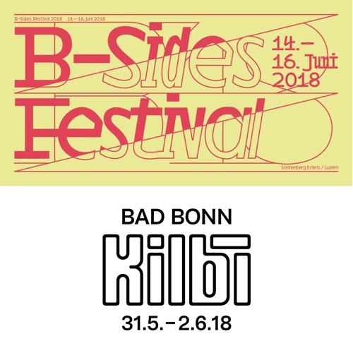LES COULEURS MUSICALES: Bad Bonn Kilbi | B-Sides Festival 2018 |(Podcast)