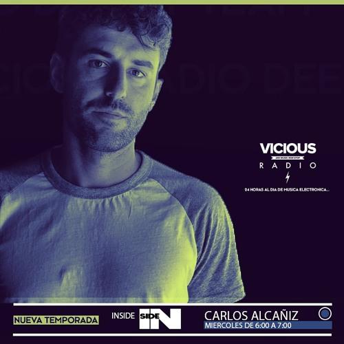 INSIDE 72 @VICIOUSRADIO 02_05_2018 - CARLOS ALCAÑIZ
