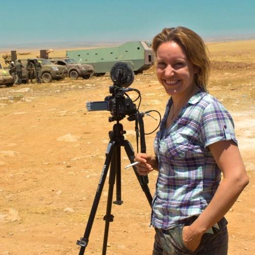 Alba Sotorra: How an All-Female Battalion is Revolutionizing Syria