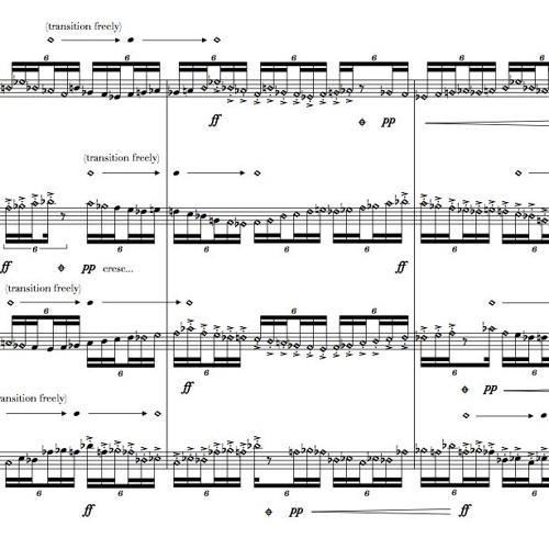 Unfinished Bridge (string quartet)
