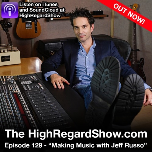 Making Music With Jeff Russo-S3E129