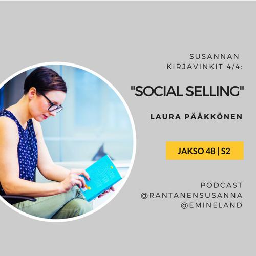 Esittelyssä Social Selling -kirja