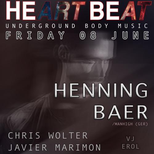 Heart Beat Reunites w. HENNING BAER   8-6-2018 @ HCMC VN