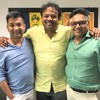 Hrishi K with Shamir Tandon(Music Director) & Ashish Patil(Head- Y Films)- '6 Pack Band 2' interview