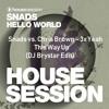 Snads vs. Chris Brown - 3x Yeah This Way Up (DJ Brystar Edit)
