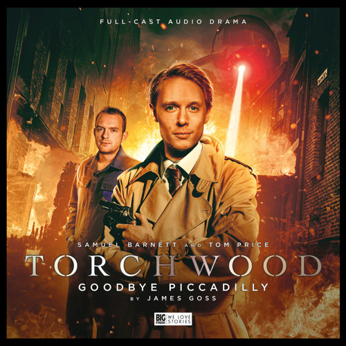 Torchwood: Goodbye Piccadilly (Trailer)