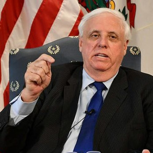 Governor Jim Justice on legalized sports betting