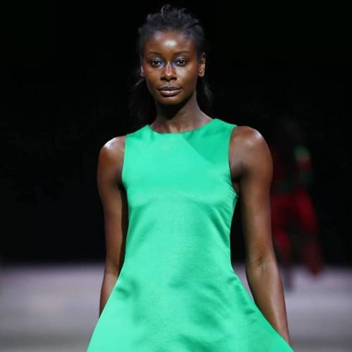 Aminat Ayinde On Model's Corner