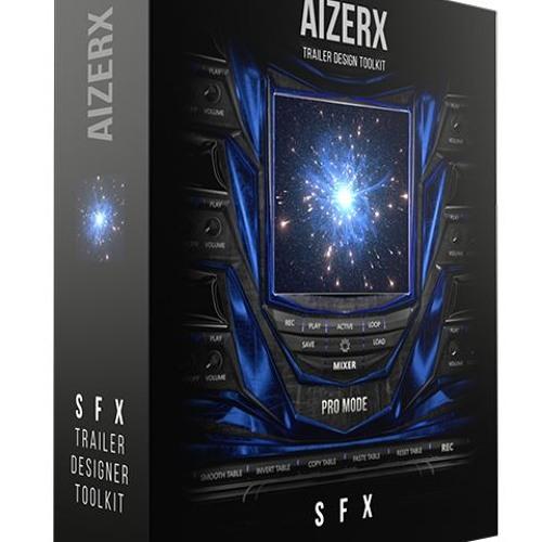 AizerX:Trailer SFX Designer Toolkit Demo - Pull the Trigger (Naked) by Dopecat & Arseni Khodzin