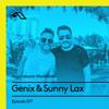 Genix & Sunny Lax - Anjunabeats Worldwide 577 2018-05-13 Artwork