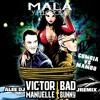 Mala Y Peligrosa - Victor Manuelle Ft Bad Bunny ( Cumbia & Mambo ) JRemix Ft Alee DJ