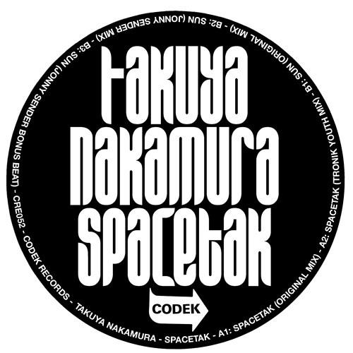 PRÈMIÉRE: Takuya Nakamura - Sun (Jonny's Bonus Beat) [Codek]