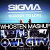 Sigma x Owl City - Fireflies To Love (Whosten Mashup) [Free Download]