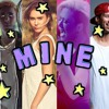 MINE (The MEGAMIX)- TOP, Justin Bieber, Post Malone, Demi Lovato, Miley Cyrus, Jessie & MORE...