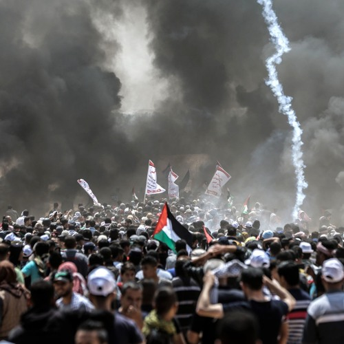 """Horrific, unprecedented"": Israel massacres almost 60 Palestinians in Gaza"