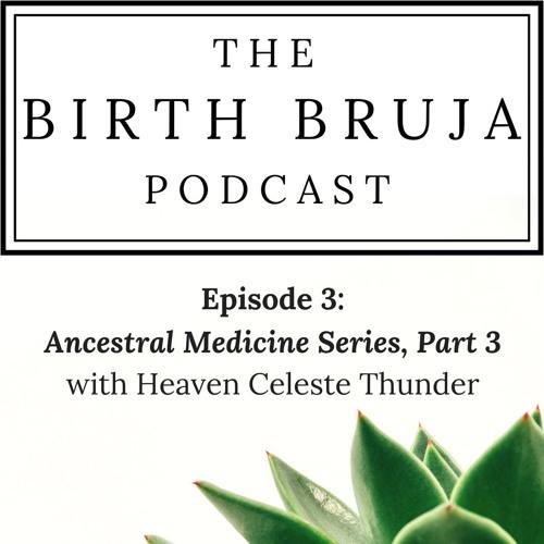 Ep. 4: Ancestral Medicine, Part 3 with Heaven Celeste Thunder