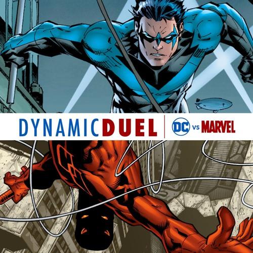 Nightwing vs Daredevil