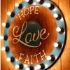 Faith Hope Love by Nithin Thomas