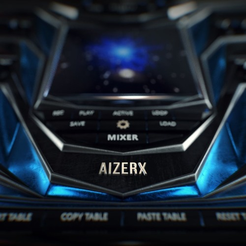 AizerX Naked Demos - On Base of Genereted Sounds in Our Engine