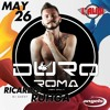 RICARDO RUHGA - DURO ROMA SUMMER CLOSING 2K18 PODCAST (IT)