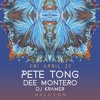 Pete Tong @ Halcyon San Francisco 2018-04-27 Artwork