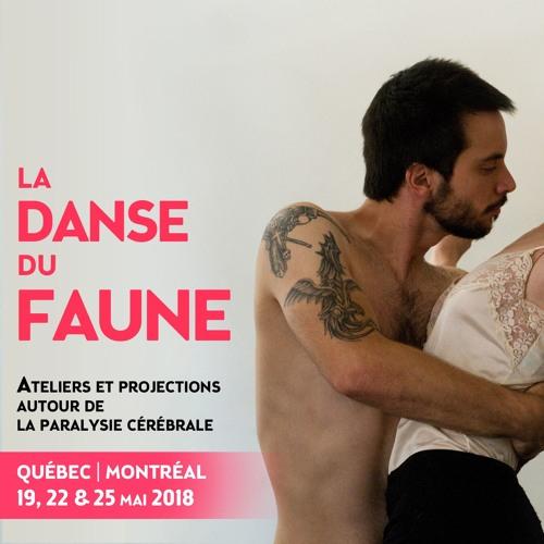 Entrevue - Sylvain Bleau - atelier de danse pour des personnes atteintes de paralysies cérébrales
