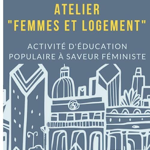 Entrevue - Éloise Gaudreau - femmes et logement