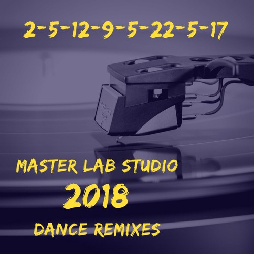 Master Lab Studio 2018 Dance Remix
