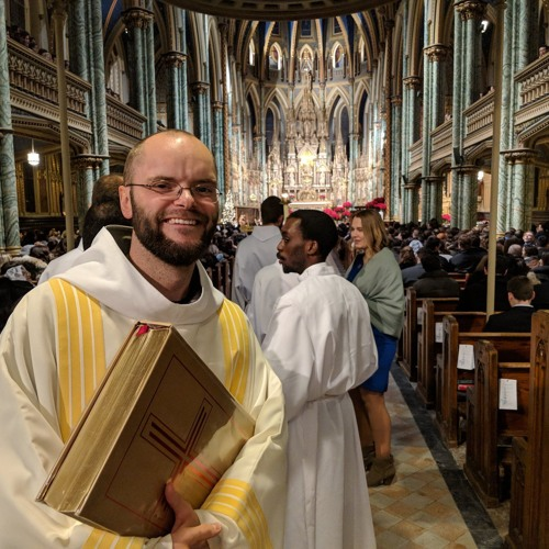 Meet Br Angelus soon to be a Priest!