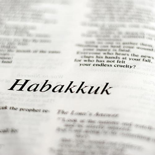 God's Reply A Vision of Hope Amid Violence, Habakkuk 2:2-5
