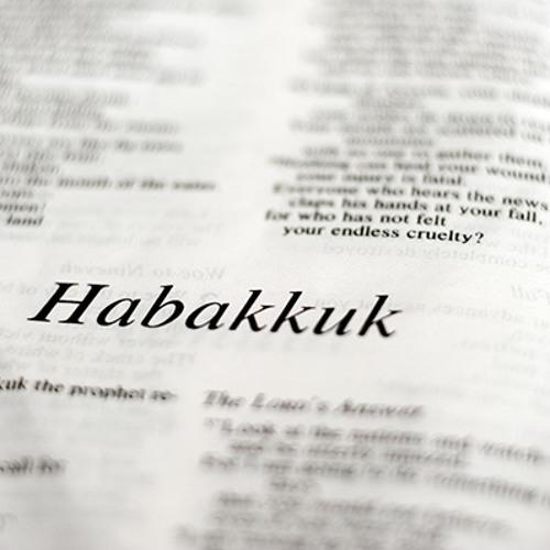 Habakkuk 3:16-19
