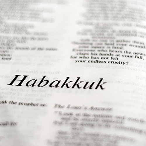 Blitzkrieg in the Hand of the Almighty: How Our Good God Exploits Evil: Habakkuk 1:5-11