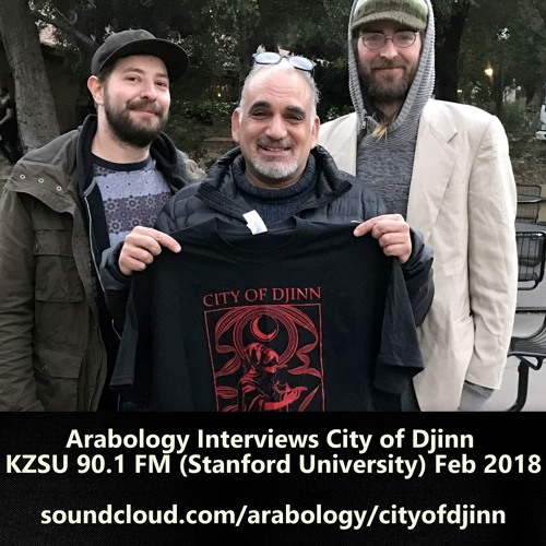 Interview with City of Djinn (2018)