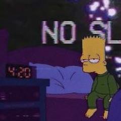 (FREE) [lofi] 'no sleep' chill relaxing sad vibes beat