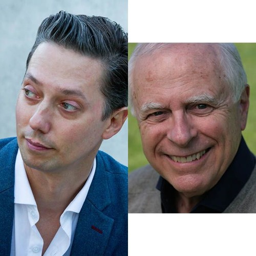 Adrian Todd Zuniga in conversation with Bill Petrocelli