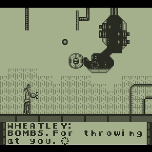 Portal 2 - Bombs For Throwing At You