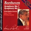 Ludwig Van Beethoven - Symphonies No. 1 & 2