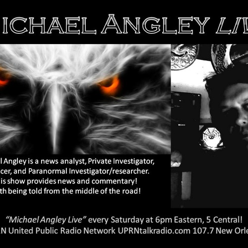 Discovery Paranormal w/ Michael Angley May 15 2018