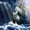 Of Stormy Seas and Tall Ships Sailing