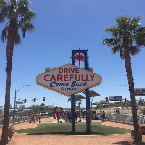 Pela estrada - 19 - Las Vegas, NV : Fim do Acto I
