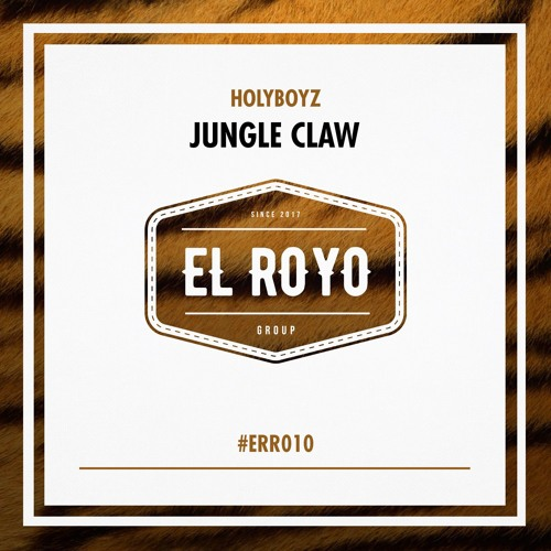 HOLY BOYZ - Jungle Claw (Original Mix) #ERR010