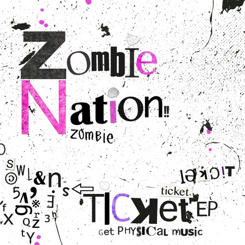 PREMIERE: Zombie Nation — Ticket (Original Mix) [Get Physical Music]
