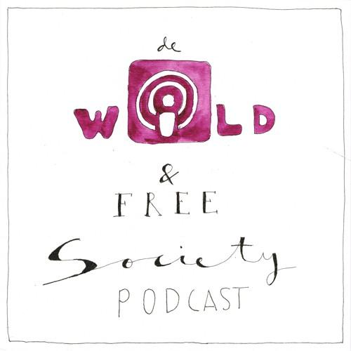 De Wild & Free Society Podcast met Lou Niestadt