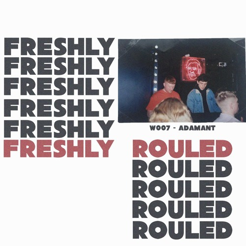 Four Four Premiere: Adamant - The Armand V Dub [Doubleu]