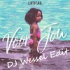 Latifah - Voor Jou (prod. Yung Felix) [DJ Wessel Reggeaton Edit] [Free Download]