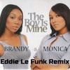Brandy & Monica - The Boy Is Mine ( Eddie Le Funk Remix)