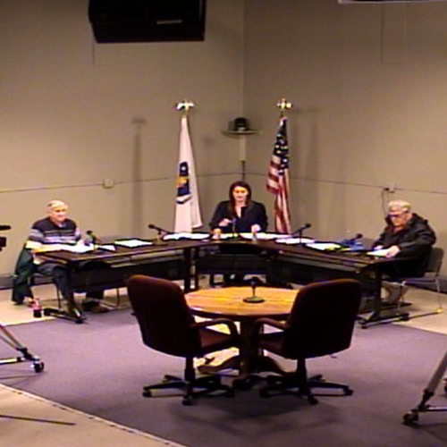 Greenfield Ways & Means Budget Meeting May 15, 2018