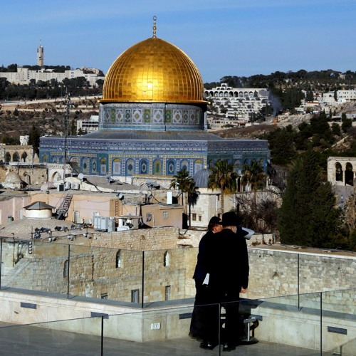 Yair Oded: As chaos shrouds the middle east, voices of sanity flicker